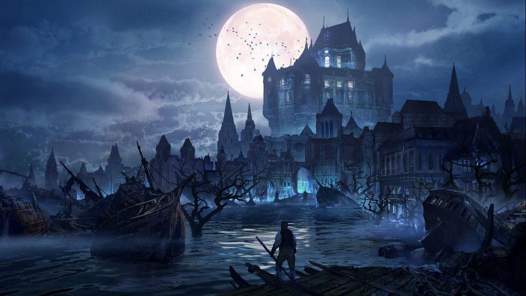 Tera Dawnfall Haunted