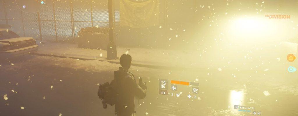 The Division: Wo ist die Option, um die Framerate an PS4 und Xbox One zu erhöhen?