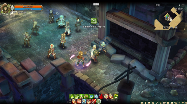Tree of Savior Dungeon