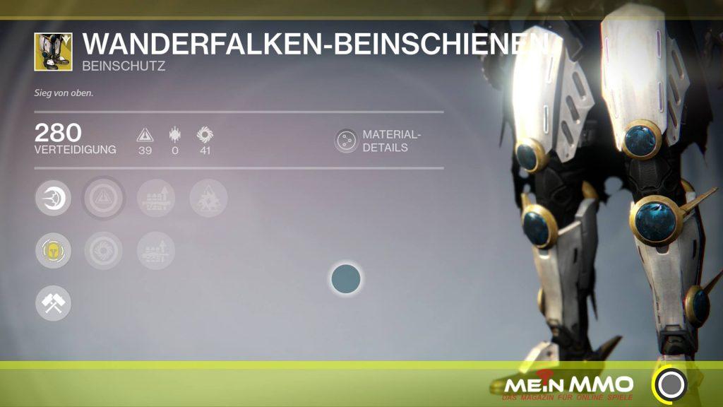 Wanderfalken-Destiny