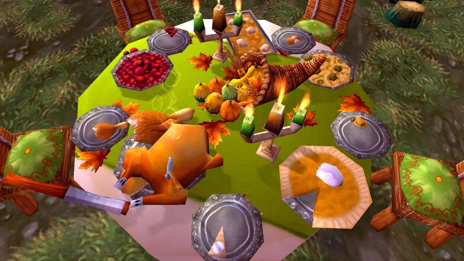 Warcraft Food