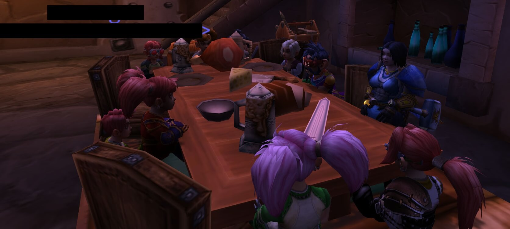 WoW Gnomes Screenshot RP