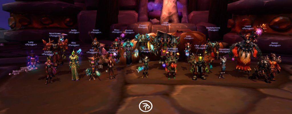 World of Warcraft: World-First-Gilde Paragon löst sich auf!