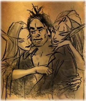 WoW Steamy Romance Novel Blood Elves Markus