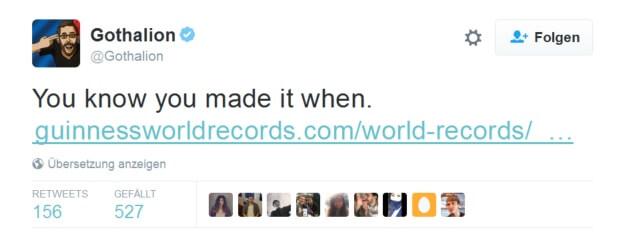 Destiny-World-Rekord