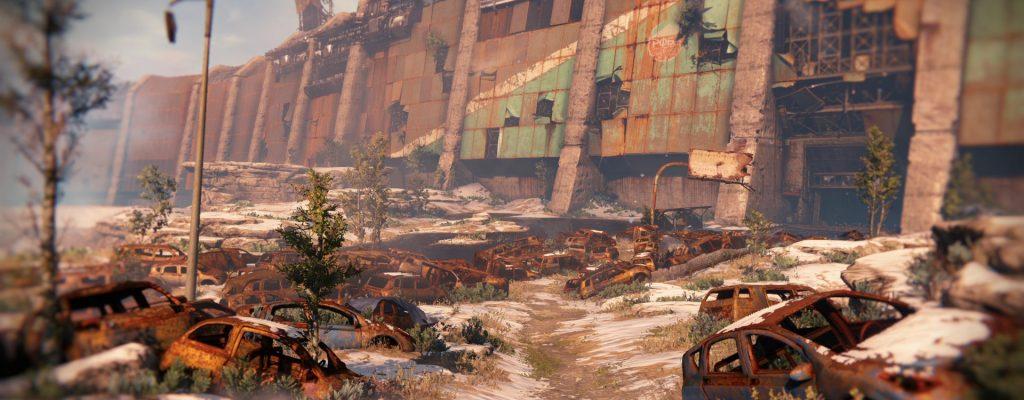 Sieht so aus, als geht's in Destiny 2 bald zurück ins Kosmodrom