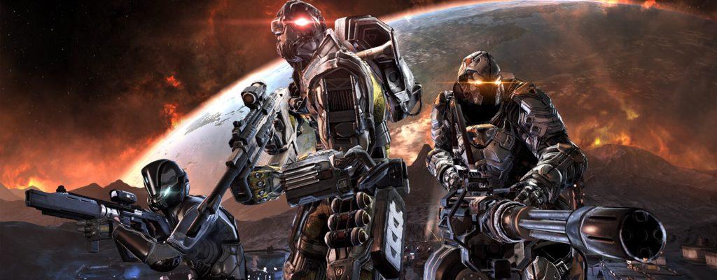 Neuer Shooter in der Welt von EVE Online (PC) kommt – CCP Games stellt Dust 514 (PS3) ein