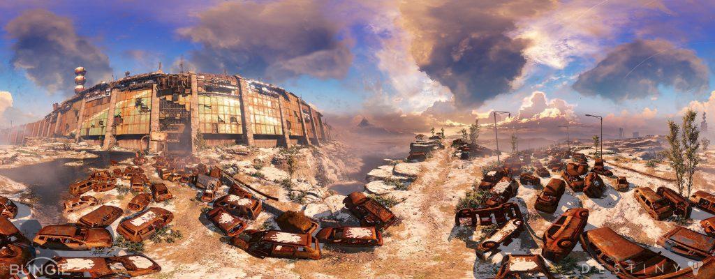 Destiny: Hüter erreicht in Start-Mission Level 40