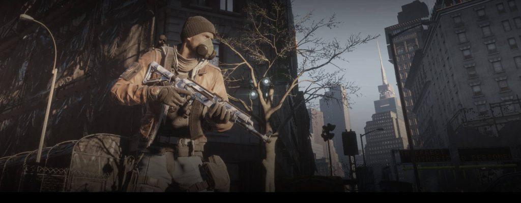 The Division: So kommt Ihr an einen Waffenskin und das National Guard Set