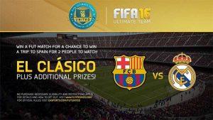 FIFA 16-Clasico