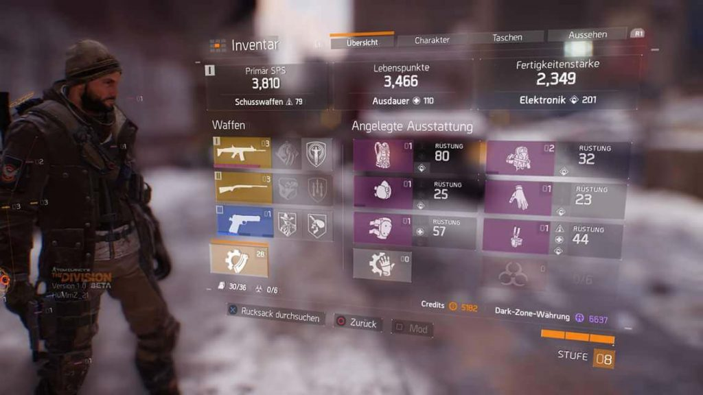The-Division-Beta-Gear