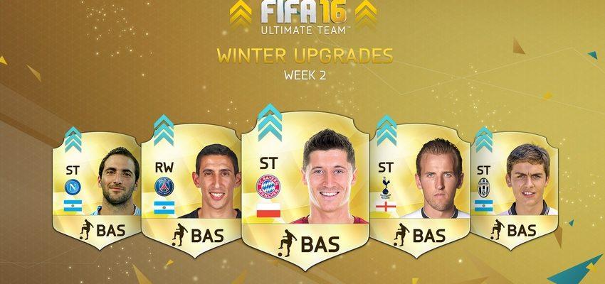 FIFA 16: Winter-Upgrades Teil 2: Mit Lewandowski, Gündogan und Mkhitaryan
