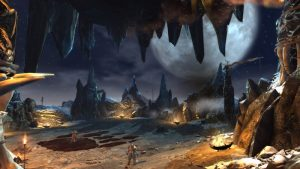 neverwinter dungeons