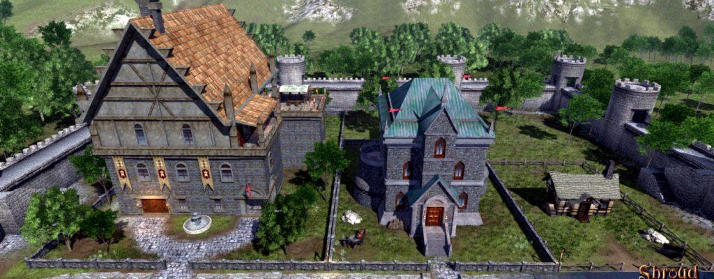 Shroud of the Avatar: 12.000 $ für ein Schloss – der Häusermarkt boomt