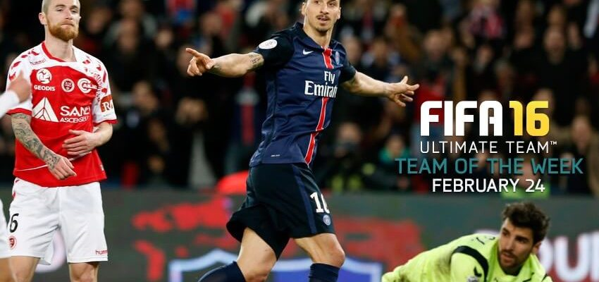FIFA 16: FUT: Müller, Ibrahimovic und Tevez im neuen Team der Woche