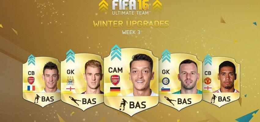 FIFA 16: FUT ‒ Winter-Upgrades Teil 3: Mit Özil und Gomez!