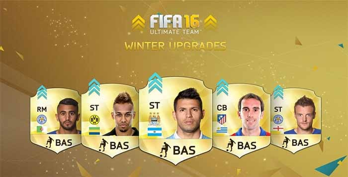 FIFA 16 FUT: Alles zu den Winter-Upgrades