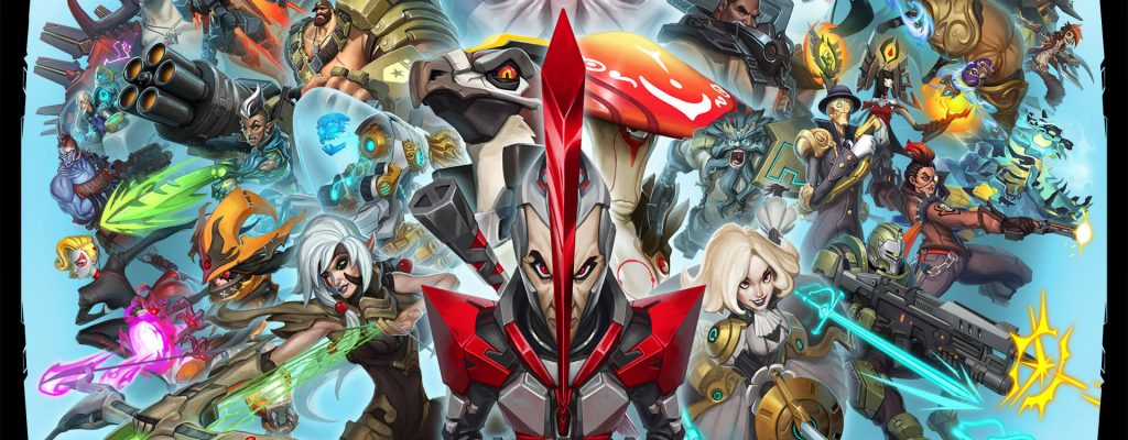 Battleborn: Overwatch-Konkurrent wird in 5-Dollar-Läden verramscht