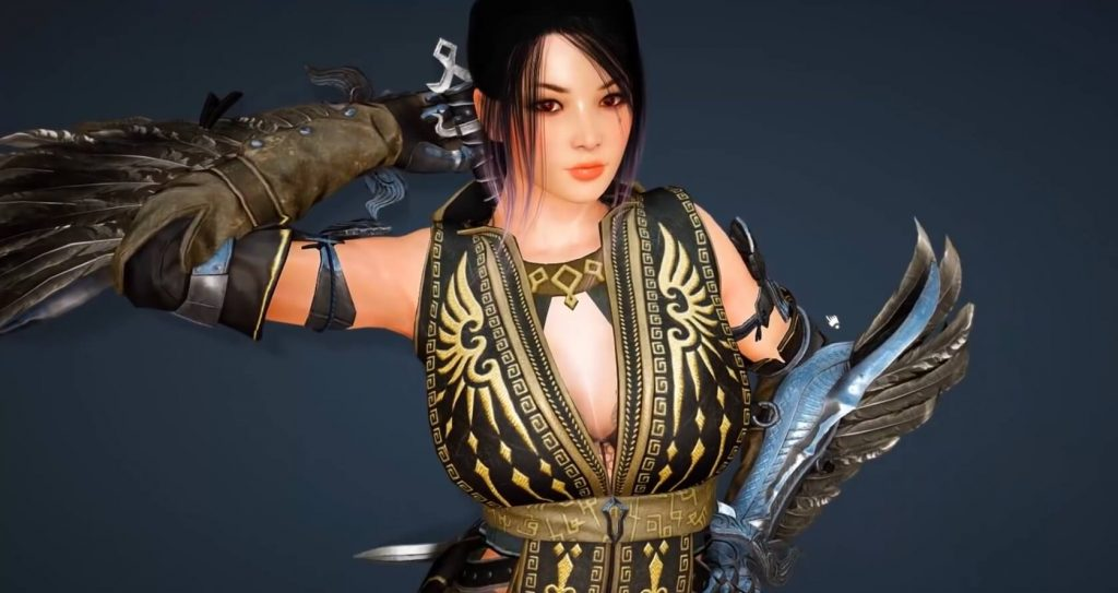 Black Desert Costume Korea