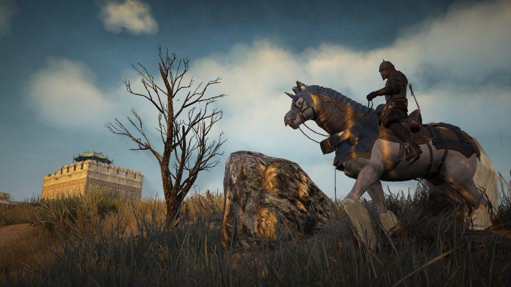 Black-Desert-Pferd