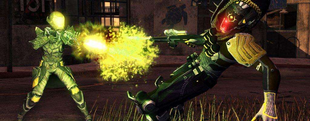 Defiance 2050: Mit Gründerpaket vor Release auf PS4, Xbox One und PC spielen