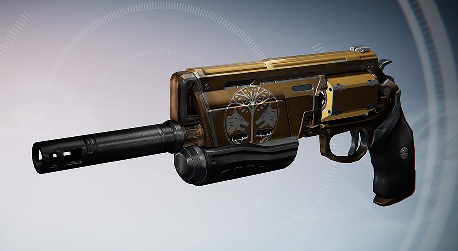 Destiny-Handfeuerwaffe