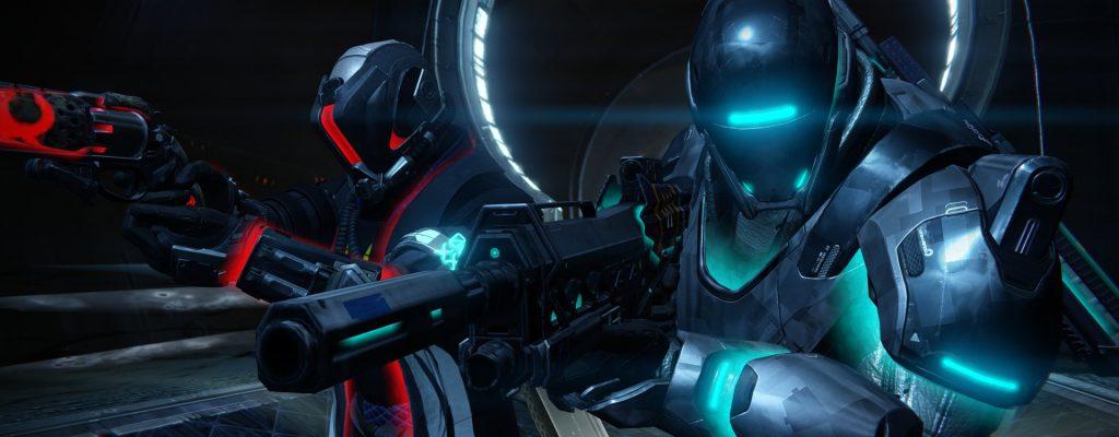 """Destiny: Was steckt hinter den """"neuen Knoten"""" bei den Waffen? Ein Glühen?"""