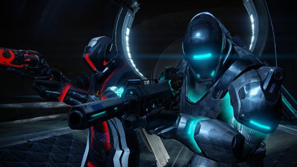 Destiny-Leuchte-Hueter