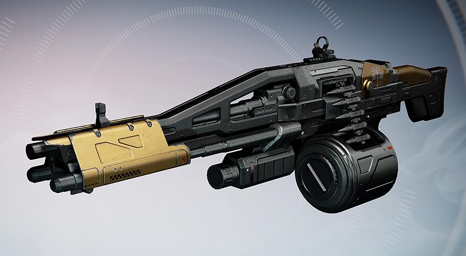 Destiny-Maschinengewehr