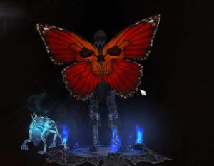 Diablo 3 Schmetterling Flügel
