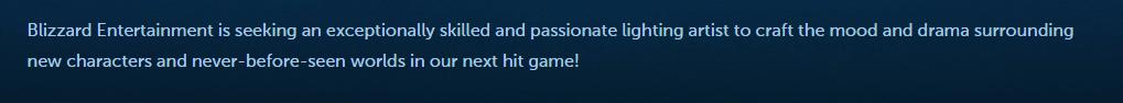 Diablo 3 Karriere Blizzard