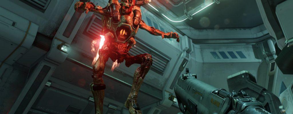 """Doom: Neuer Trailer zeigt Dämonen und """"verheerende"""" Waffen"""