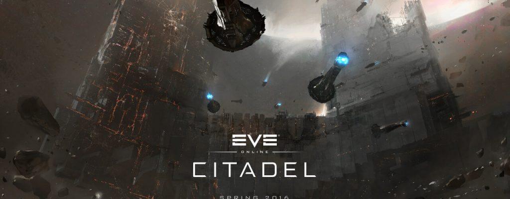 Gründet Weltraumstädte im EVE Online Update Citadel
