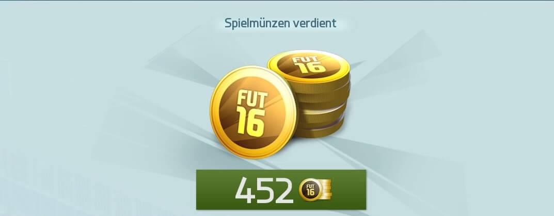 FIFA 16 FUT-Saisons (Im Menü)