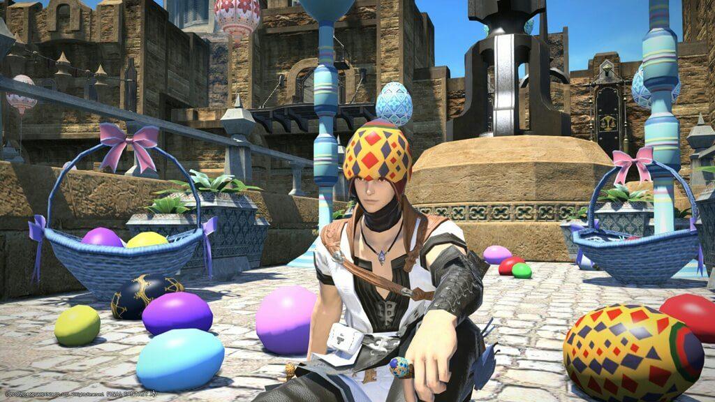 Final Fantasy 14 Eier