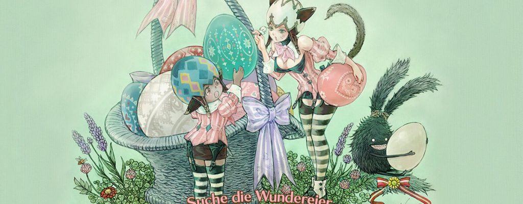 Final Fantasy XIV: Freie Tage für Rückkehrer und Oster-Event Wundereiersuche!