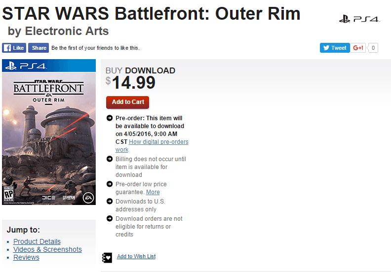 Gamestop-Battlefront