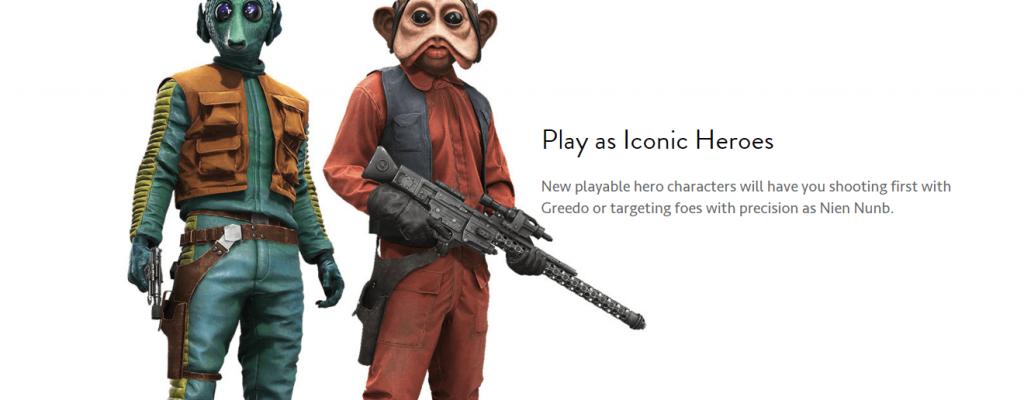 Star Wars Battlefront: Diese 2 etwas anderen Helden kommen im März-DLC Outer RIm