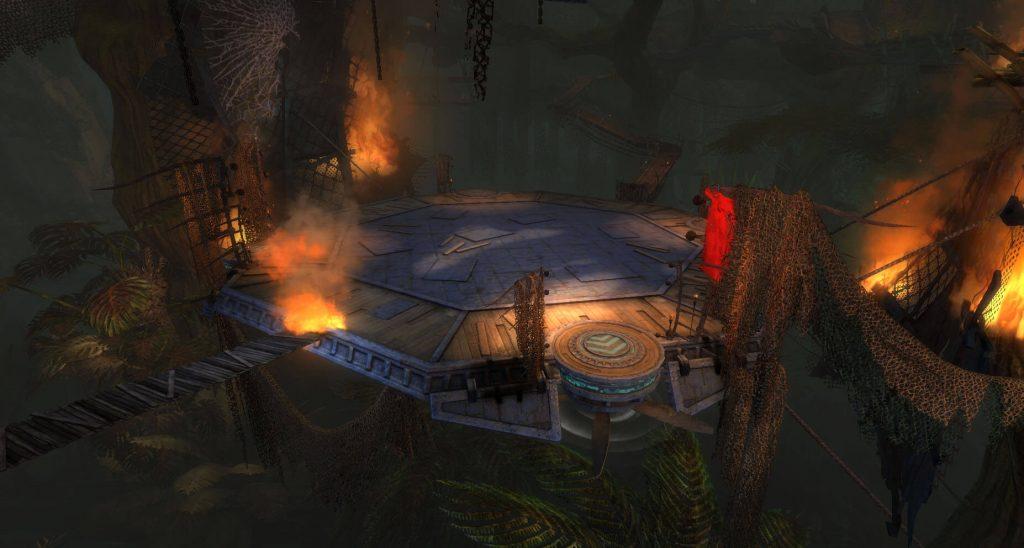 Guild Wars 2 Boss Plattform Final
