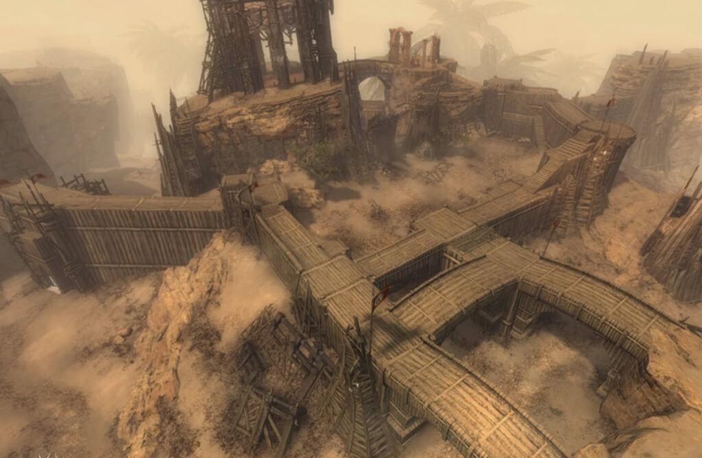 Guild Wars 2 Desert Borderlands