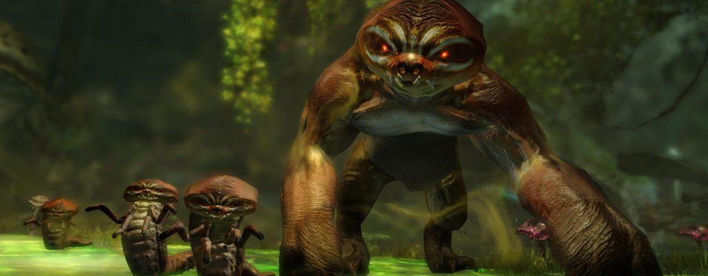 Guild Wars 2: Raidboss Slothasor jetzt live – Faultier des Todes