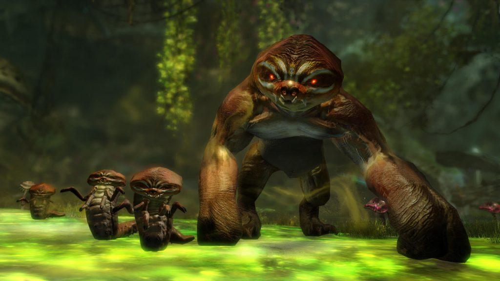 Guild Wars 2 Sloth