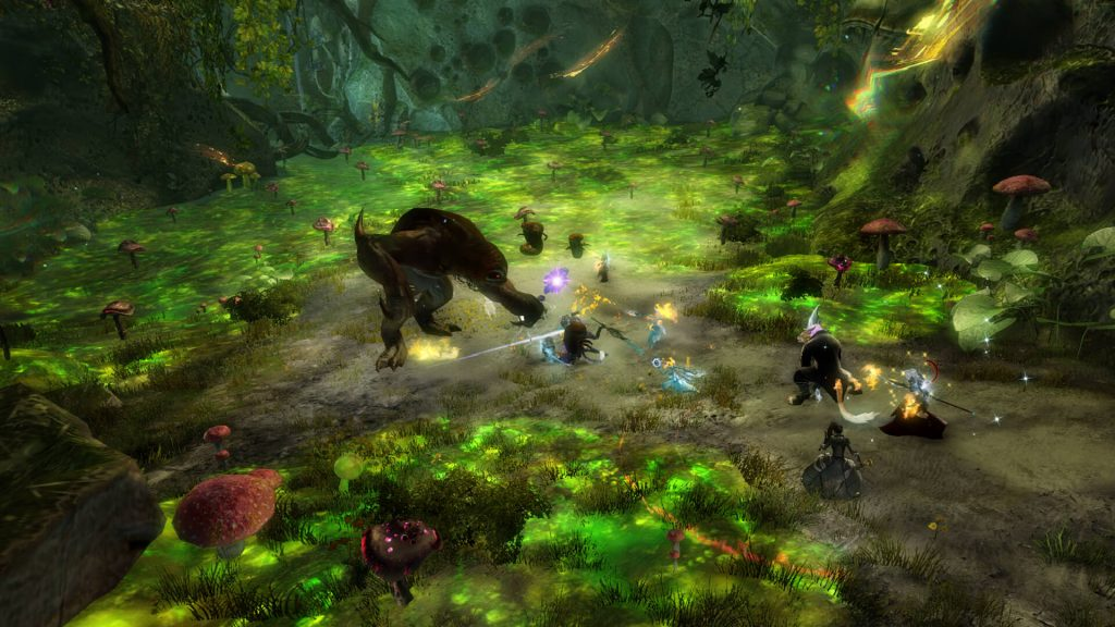 Guild Wars 2 Sloth_Fight
