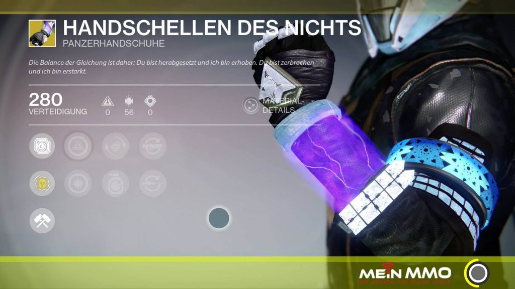 Handschellen-des-Nichts-Destiny