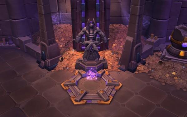Hots Lost Cavern Healing Orb