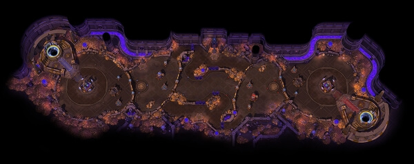 Hots Lost Vavern Map