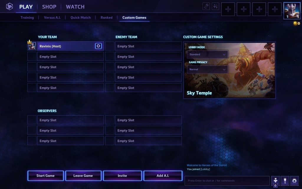 Hots Spectator Increase