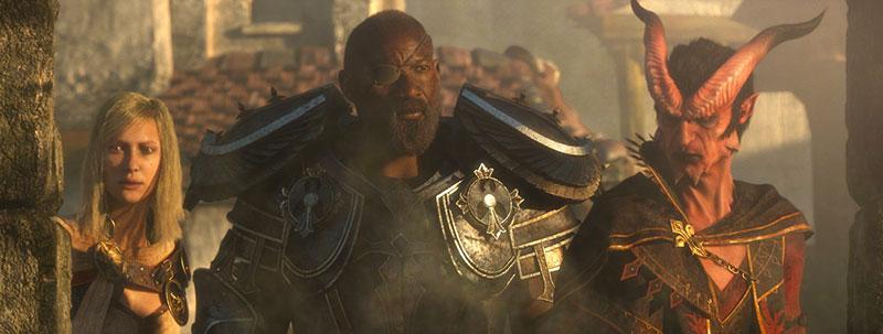 Neverwinter: Elemental Evil hat zu viel Action rausgenommen, war ein großer Fehler