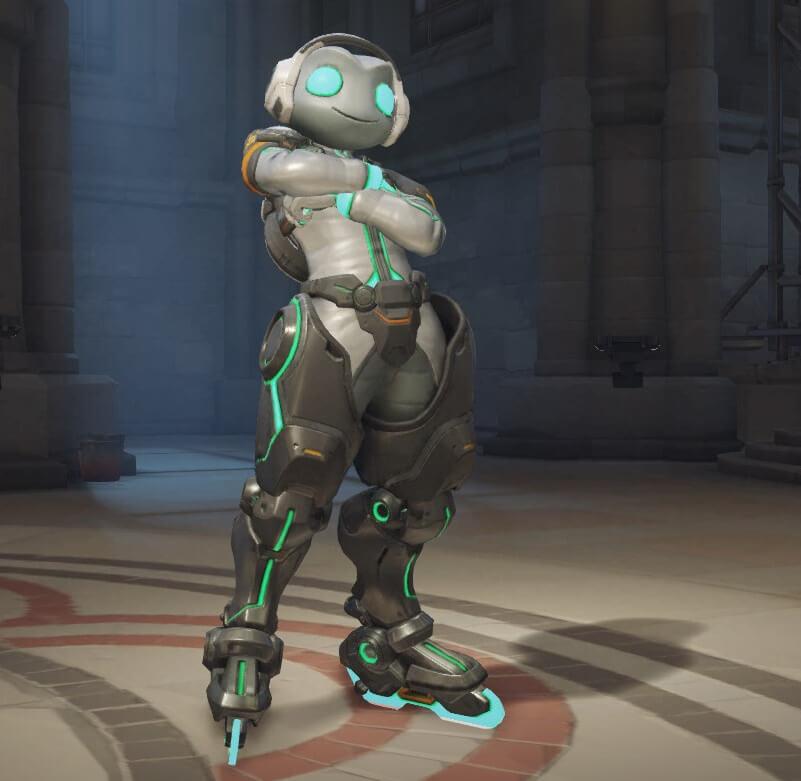 Overwatch Lucio Frog
