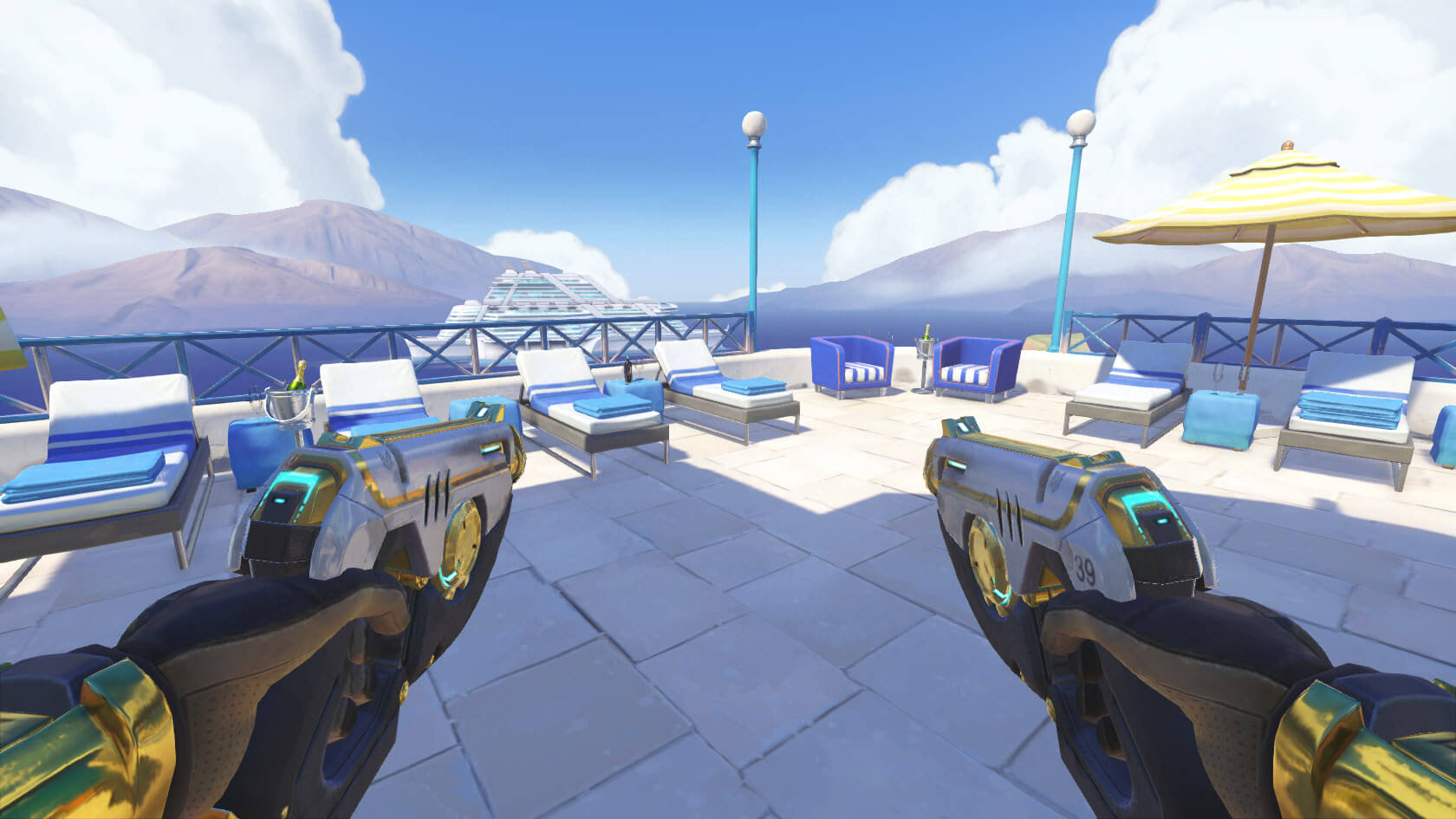 Overwatch Map Ilios